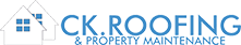 CK Roofing & Property Maintenance Logo